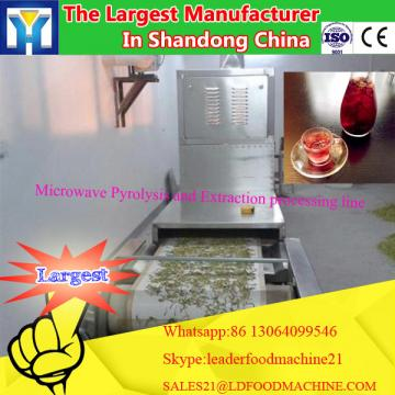 Microwave rose essence Pyrolysis and Extraction processing line
