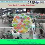 Well Sale puffed corn  machinery production line/make machinery in LD