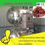 Factory supplied stainless industrial chili sauce Cook equipment for fruit jam, data paste, beans paste