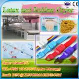 Dryer microwave machinery/Industrial continuous conveyor belt LLDe microwave Latex products/ latex pillows drying equipment
