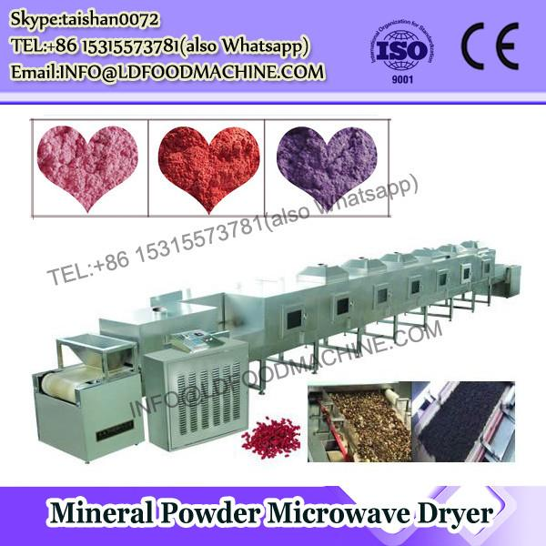GRT Belt type stainless steel microwave drying machine for powder #1 image