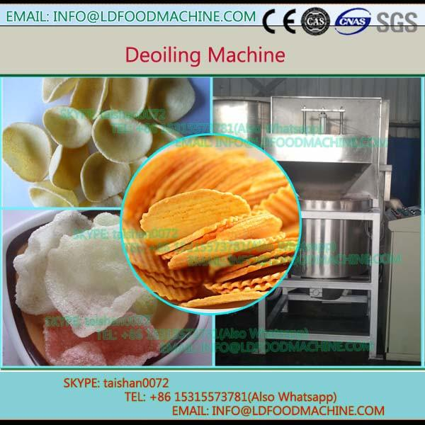 Frying Oil remove centrifuge de-oiling machinery #1 image