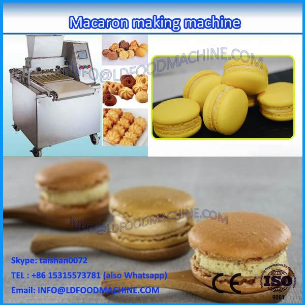 SH-CM400/600 PLC commercial cookie machine #1 image