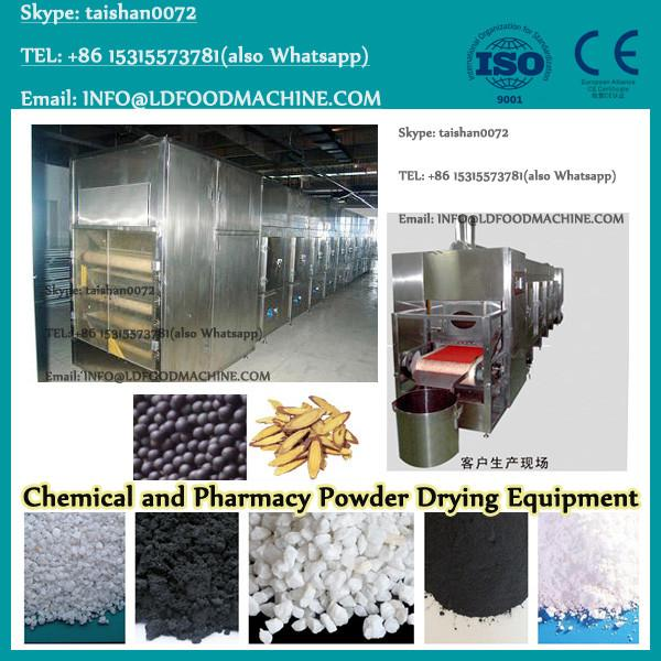 Mesh Microwave belt Dryer for drying activated charcoal powder microwave drying equipment #1 image