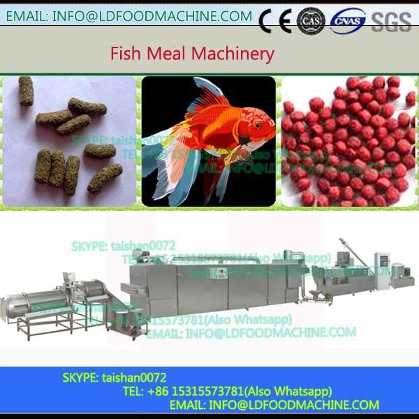 Export Mini Line Animal pellet machinery fish meal make machinery,animal feed processing machinery #1 image
