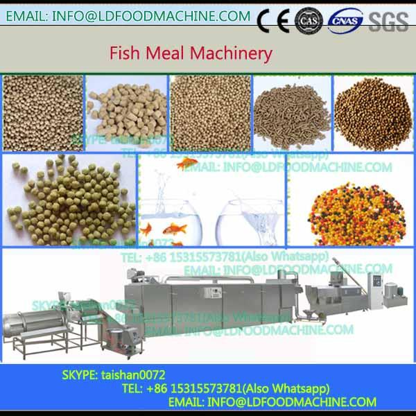 CE stainless steel mini small fish meal machinery fish powder production line #1 image