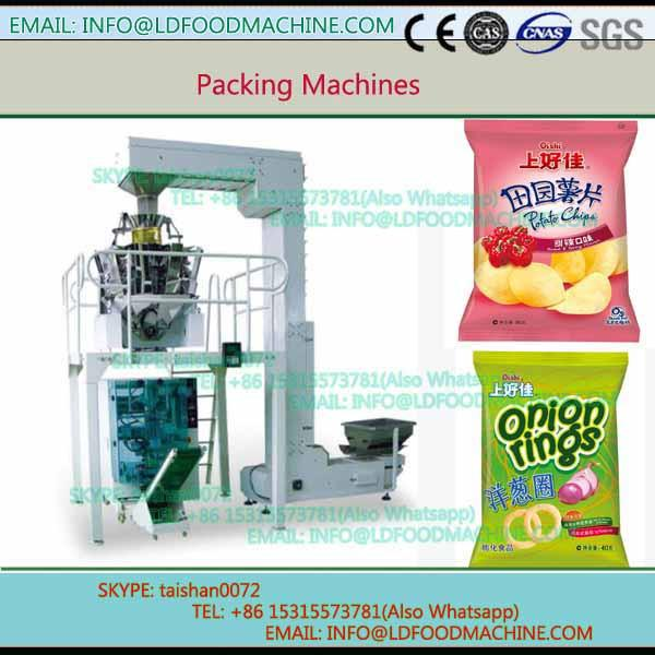 Automatic high speed Ice Pop Lolly Stick Tube Packaging machinery #1 image