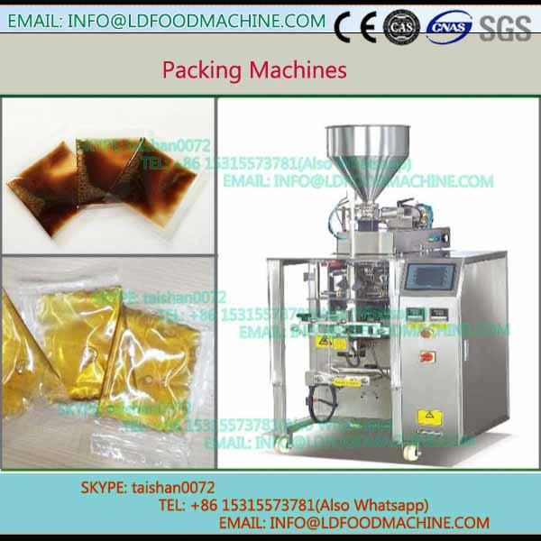 Double Head Pouch Packaging machinery for Mineral DrinLD Water Hh102 #1 image