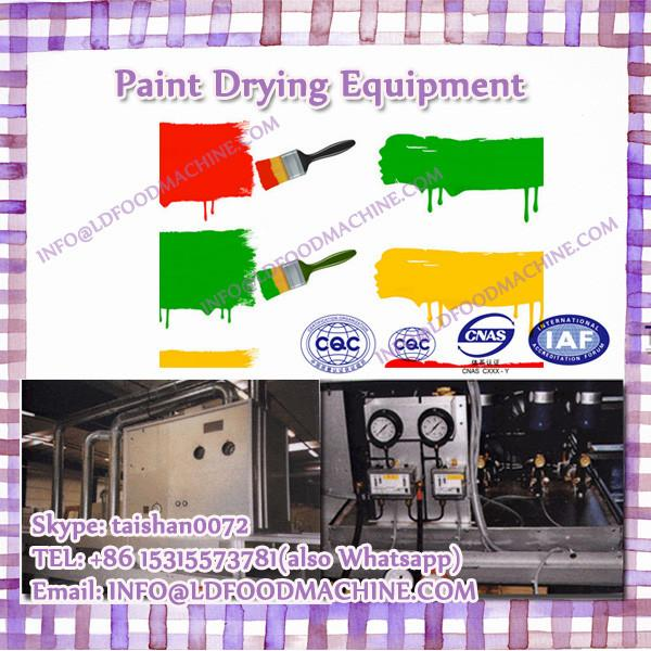 continuous paint bagasse rotary dryer #1 image