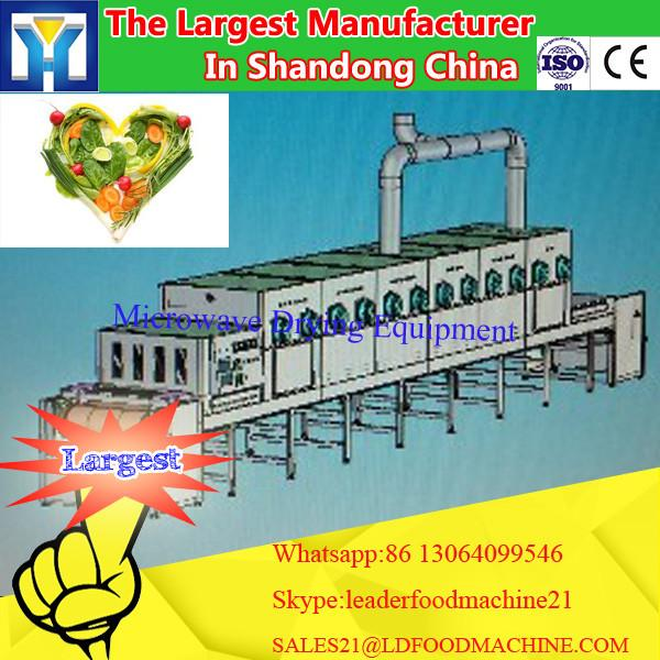 Microwave Pig skin puffing equipment Drying Equipment #1 image