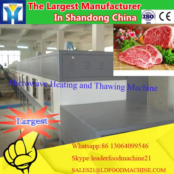 Microwave White Shrimp Heating and Thawing Machine #1 image