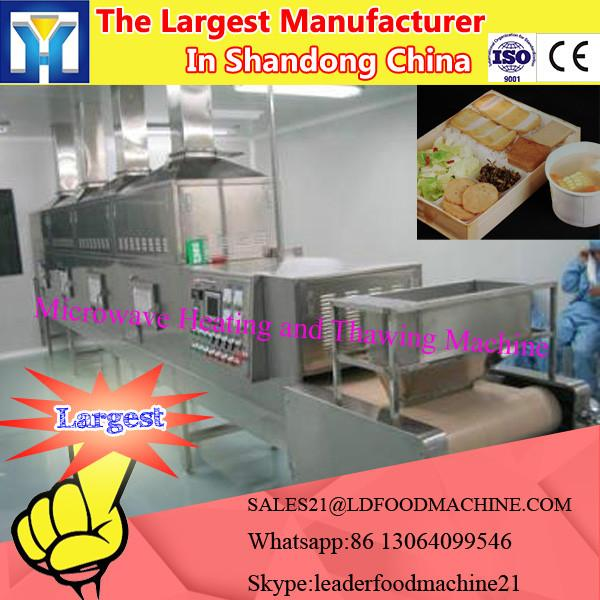 Microwave Malt drying and ripening Heating and Thawing Machine #1 image