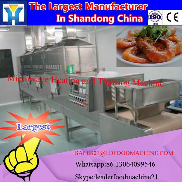 Microwave Prawns Heating and Thawing Machine #1 image